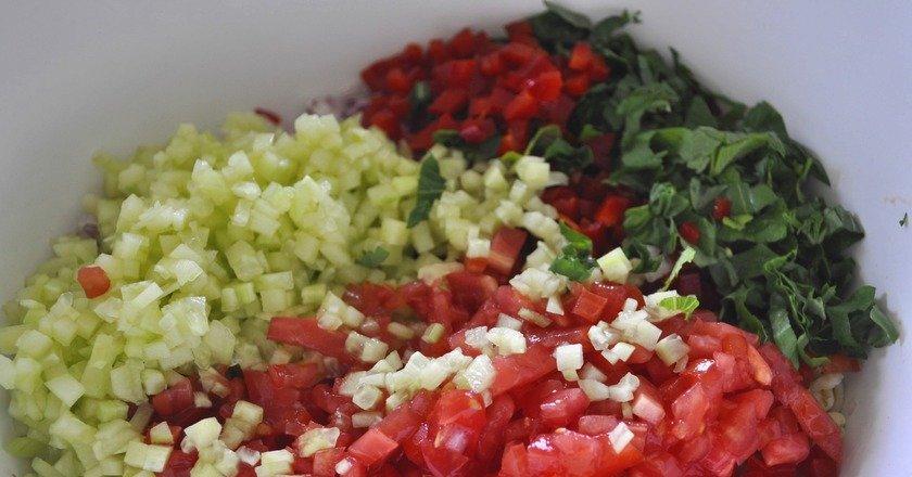 Ізраїльський салат