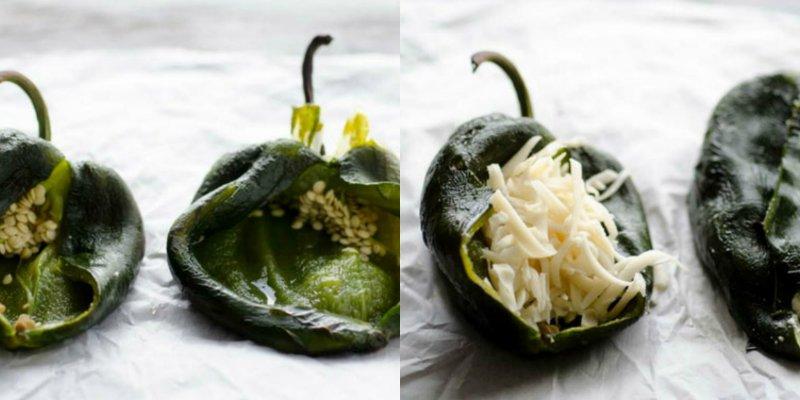 Смажений перець по-мексиканськи