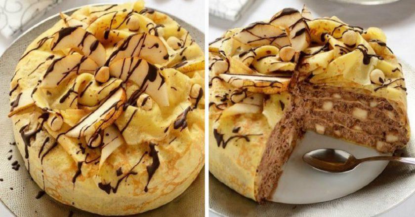 Торт «Соната» подивитися рецепт