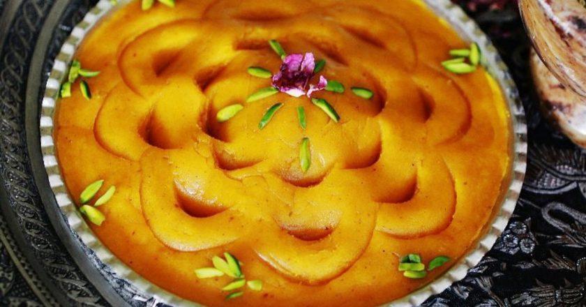 Халва по-перськи як приготувати, покрокові рецепти від «Це Смак»