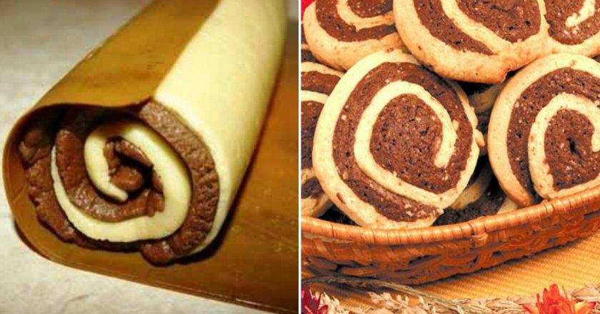 Печиво «Корівка» подивитися рецепт