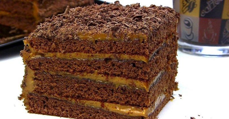 Торт «Спартак» як приготувати, покрокові рецепти від «Це Смак»