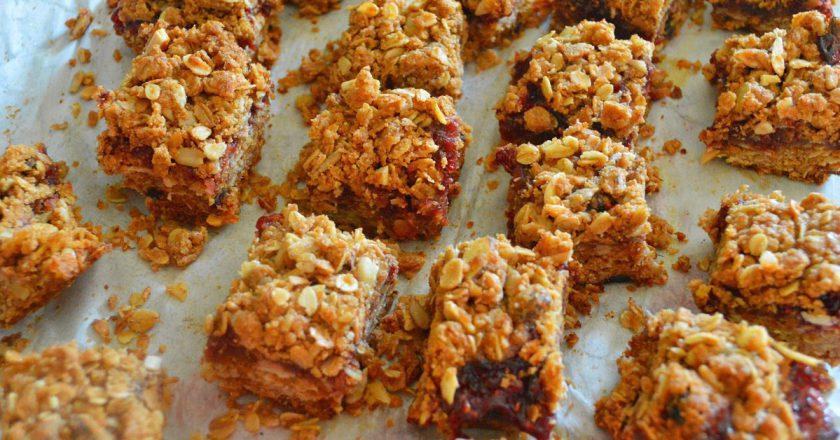 Печиво-гранола подивитися рецепт