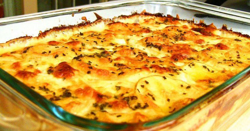 Запіканка з картоплі і сиру як приготувати, покрокові рецепти від «Це Смак»