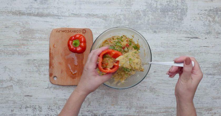 Як приготувати перець по-турецьки подивитися рецепт