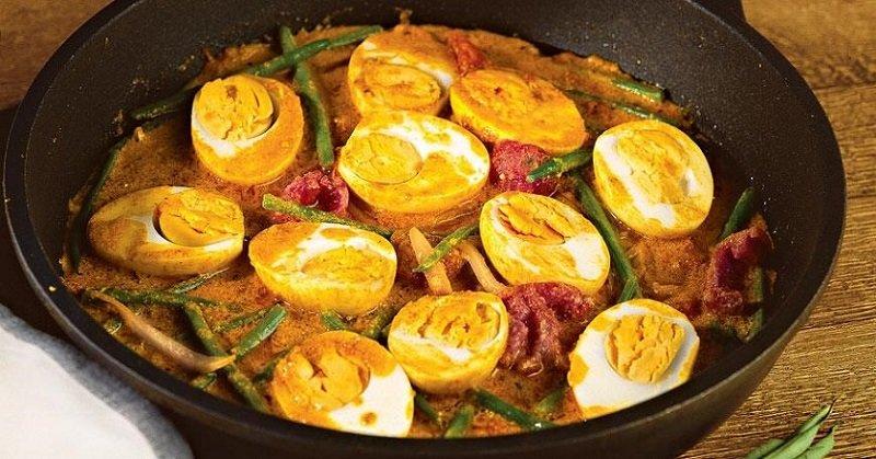 Яйця з каррі