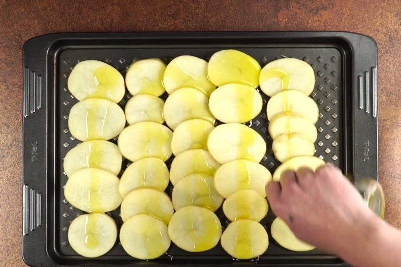 Картопляний торт