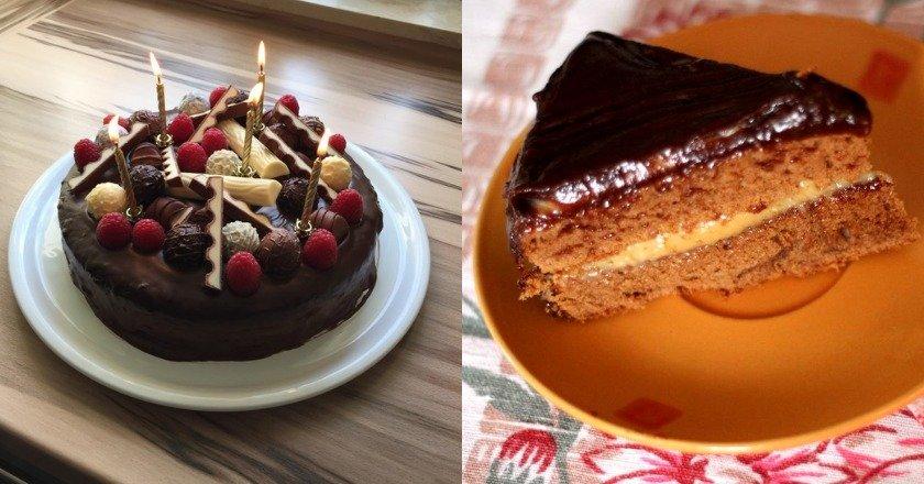 Непристойний торт як приготувати, покрокові рецепти від «Це Смак»