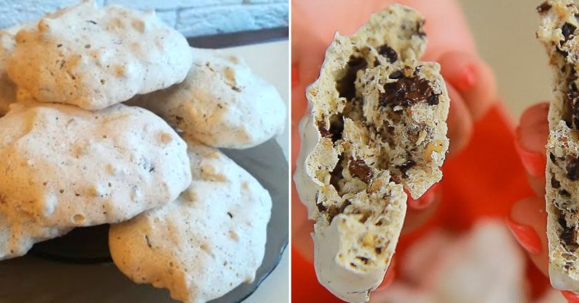 Забуте печиво як приготувати, покрокові рецепти від «Це Смак»