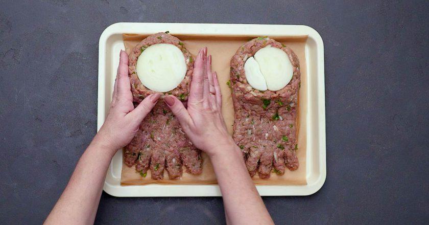 Як приготувати запіканку «Ноги єті» подивитися рецепт