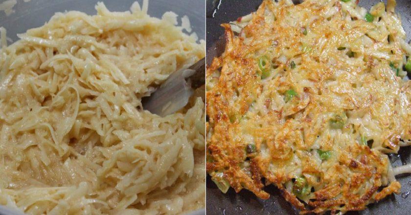 Млинці з картоплі як приготувати, покрокові рецепти від «Це Смак»