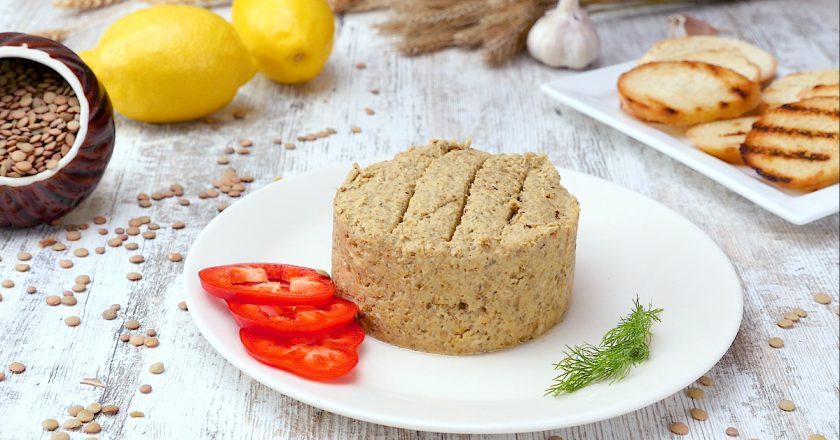 Як приготувати сочевичний хумус подивитися рецепт