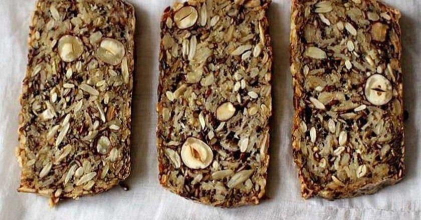 Хліб «Фітнес» подивитися рецепт