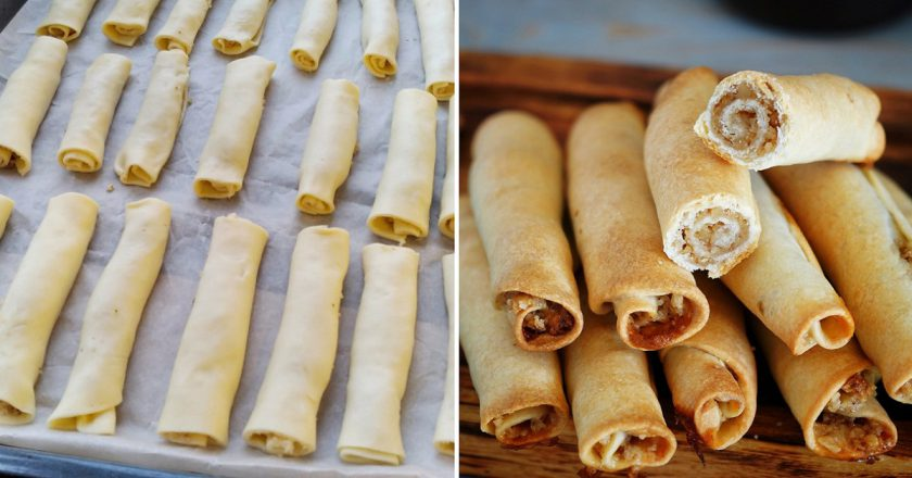 Татарське печиво «Бармак» подивитися рецепт
