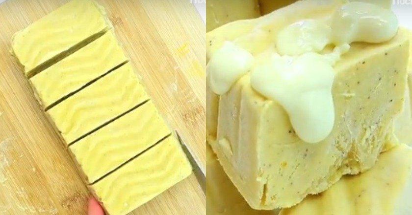 «Золоте» морозиво подивитися рецепт