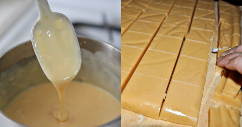 Фадж з білого шоколаду подивитися рецепт