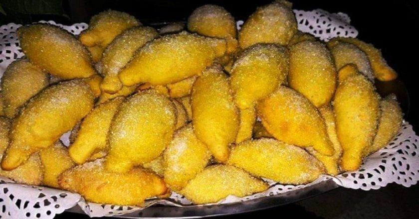Печиво «Лимончики» подивитися рецепт