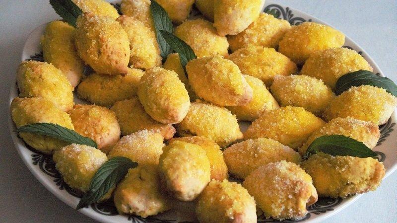 Печиво «Лимончики»