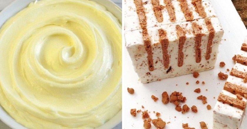 Торт-морозиво подивитися рецепт
