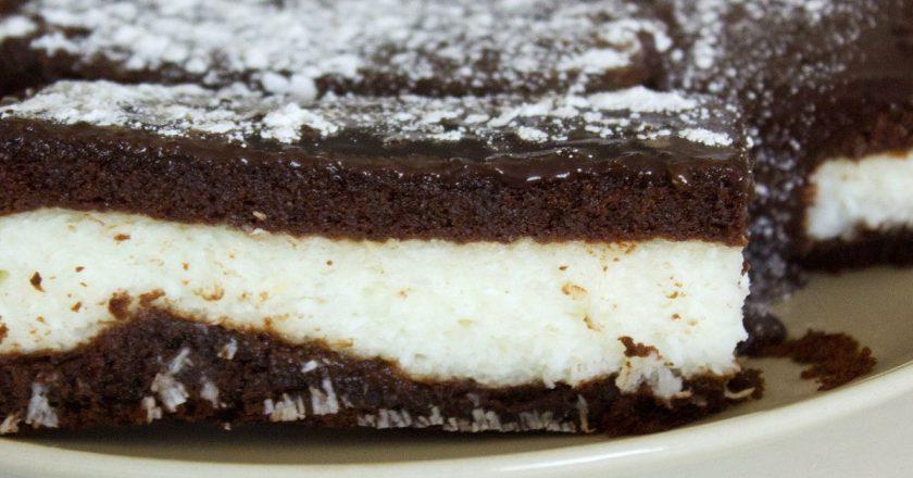 Торт «Баунті» подивитися рецепт