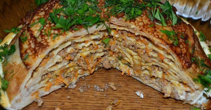 Угорський пиріг подивитися рецепт