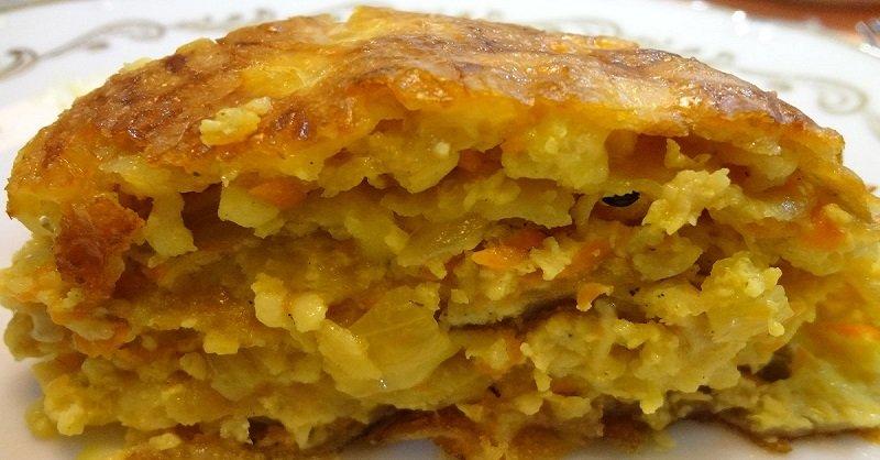 Угорський пиріг