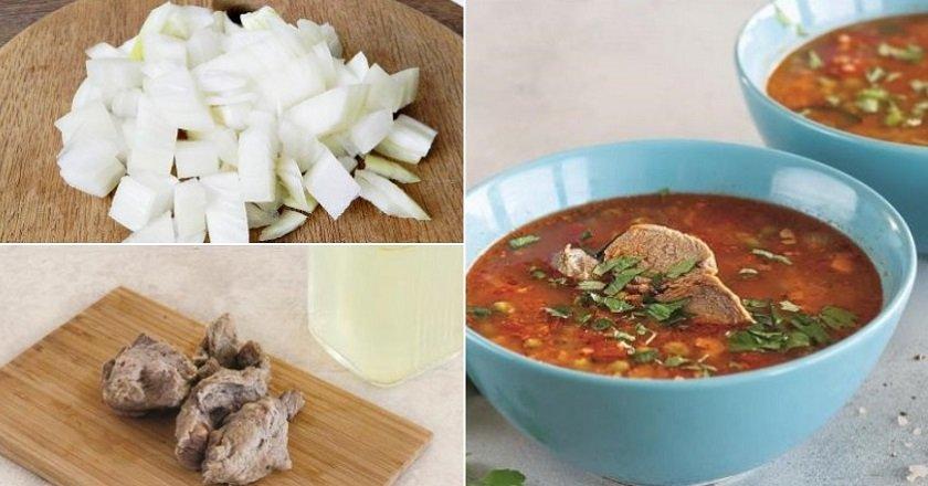 Зимовий суп подивитися рецепт