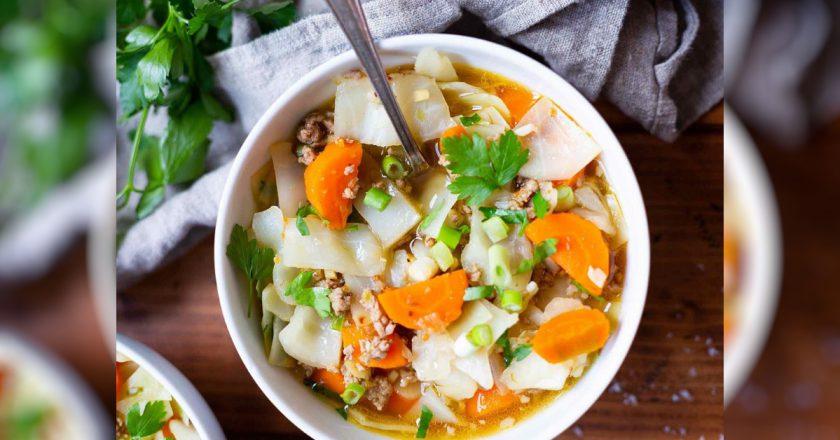 Дієтичний овочевий суп як приготувати, покрокові рецепти від «Це Смак»