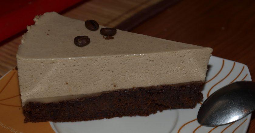 Бісквітно-муссовий торт подивитися рецепт