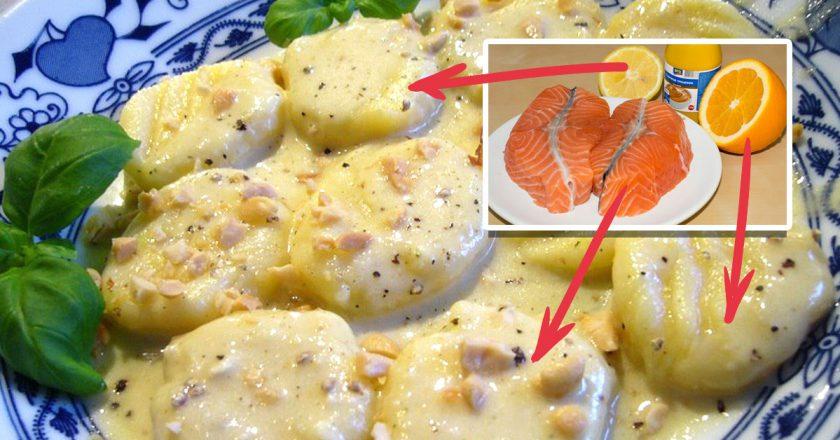 Картопляні ньоккі подивитися рецепт