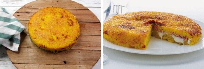 Пиріг з рису