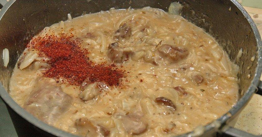 М'ясо в йогурті як приготувати, покрокові рецепти від «Це Смак»