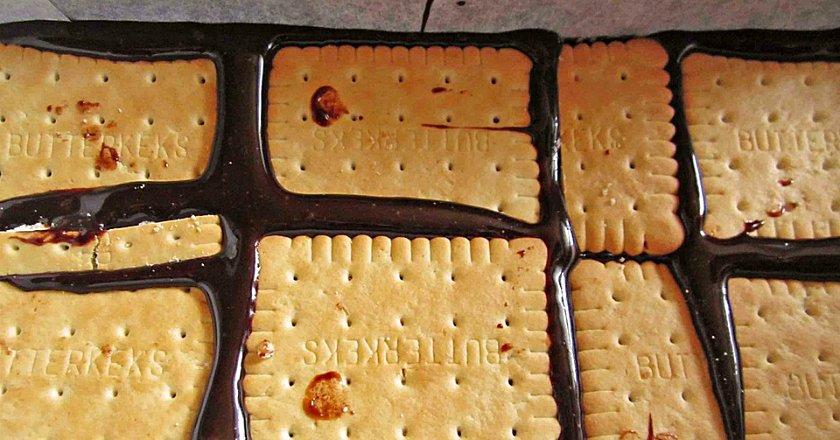 Шоколадний торт без випічки як приготувати, покрокові рецепти від «Це Смак»
