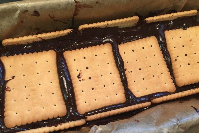 Шоколадний торт без випічки