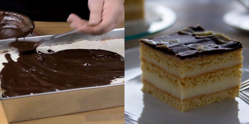 Сирний торт в домашніх умовах
