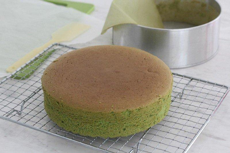 Зелений торт
