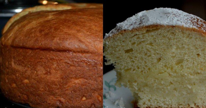 Пиріг «Невський» подивитися рецепт