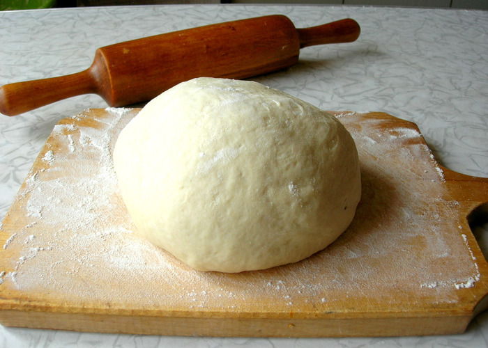 Пиріжки з м'ясом і картоплею