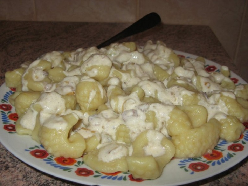 Картопляна локшина