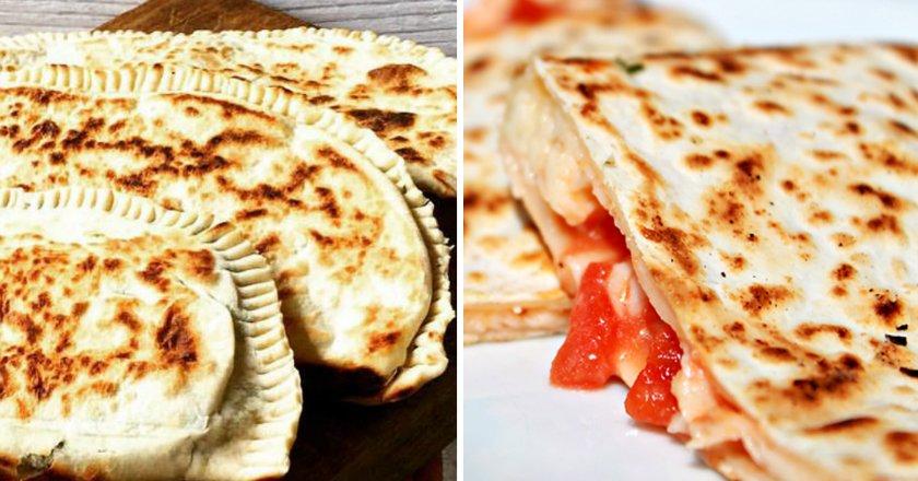 Чебуреки зі смаком піци як приготувати, покрокові рецепти від «Це Смак»