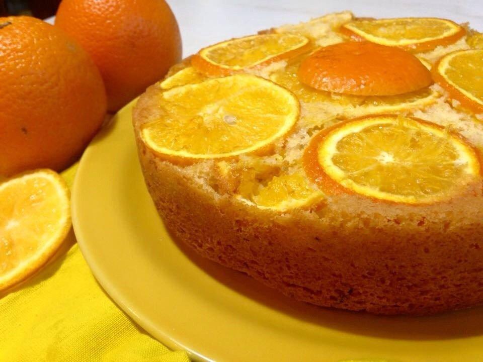 Апельсиновий пиріг