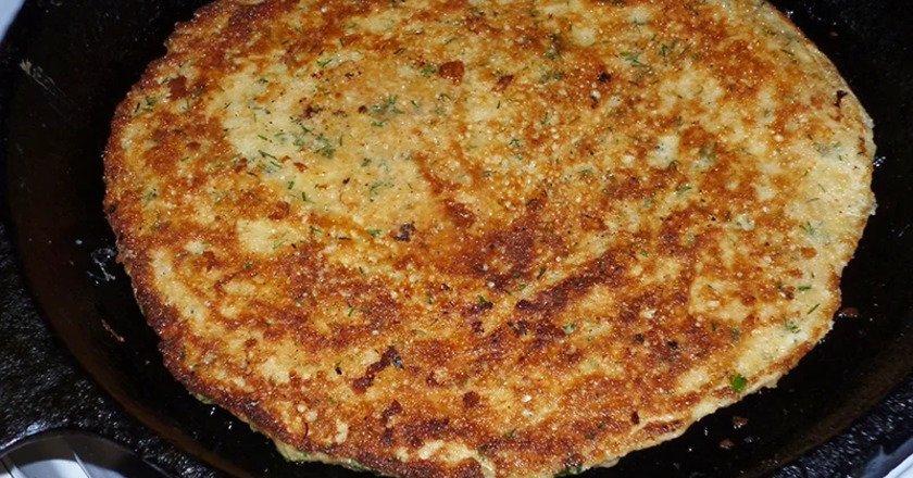 Піца з хліба