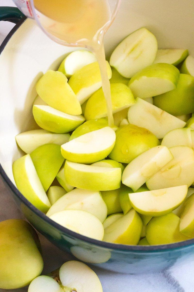 Яблучне масло