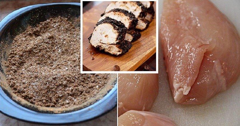 Куряче філе в маринаді подивитися рецепт