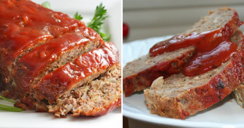М'ясний хліб в духовці подивитися рецепт