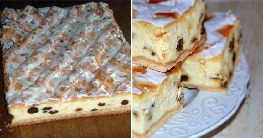 Краківський пиріг подивитися рецепт