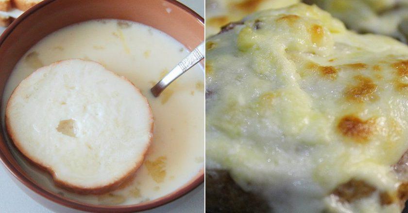 Бутерброди з сиром подивитися рецепт