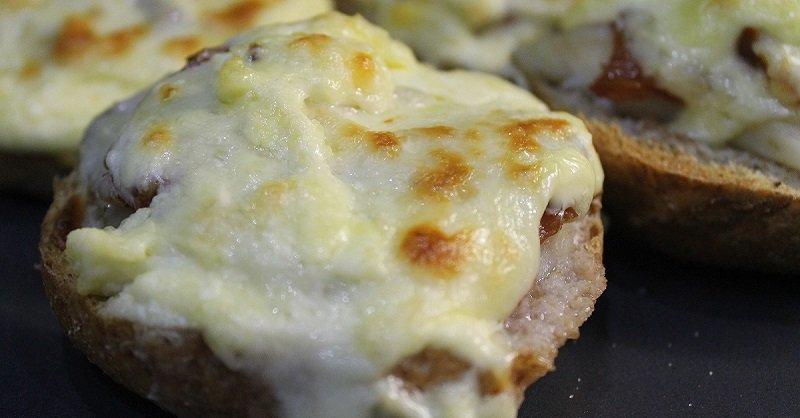 Бутерброди з сиром