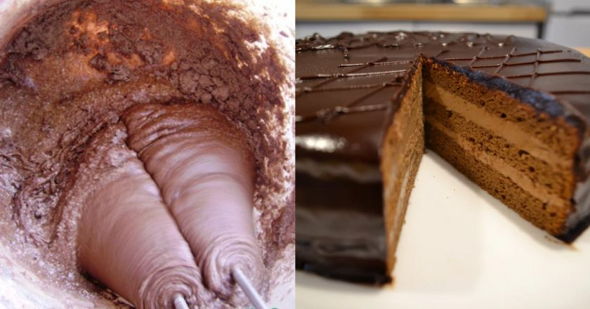 Торт «Прага» в домашніх умовах подивитися рецепт