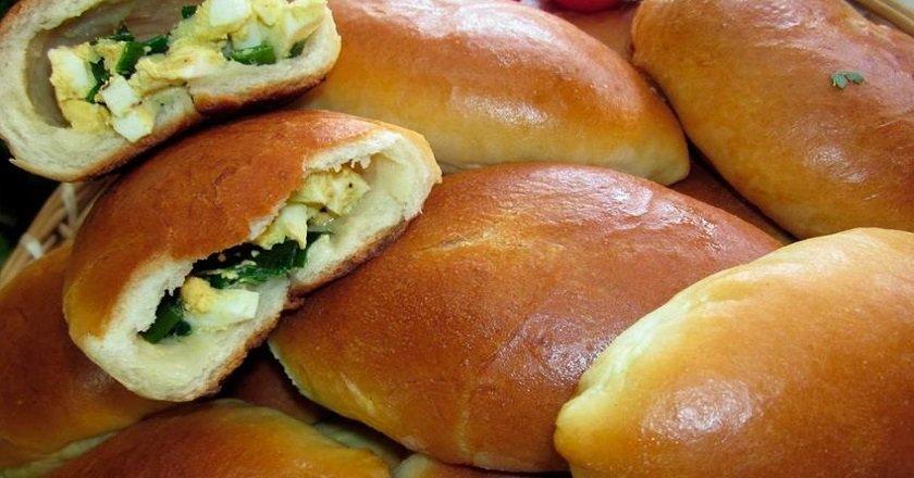Пиріжки з сиром і зеленню як приготувати, покрокові рецепти від «Це Смак»
